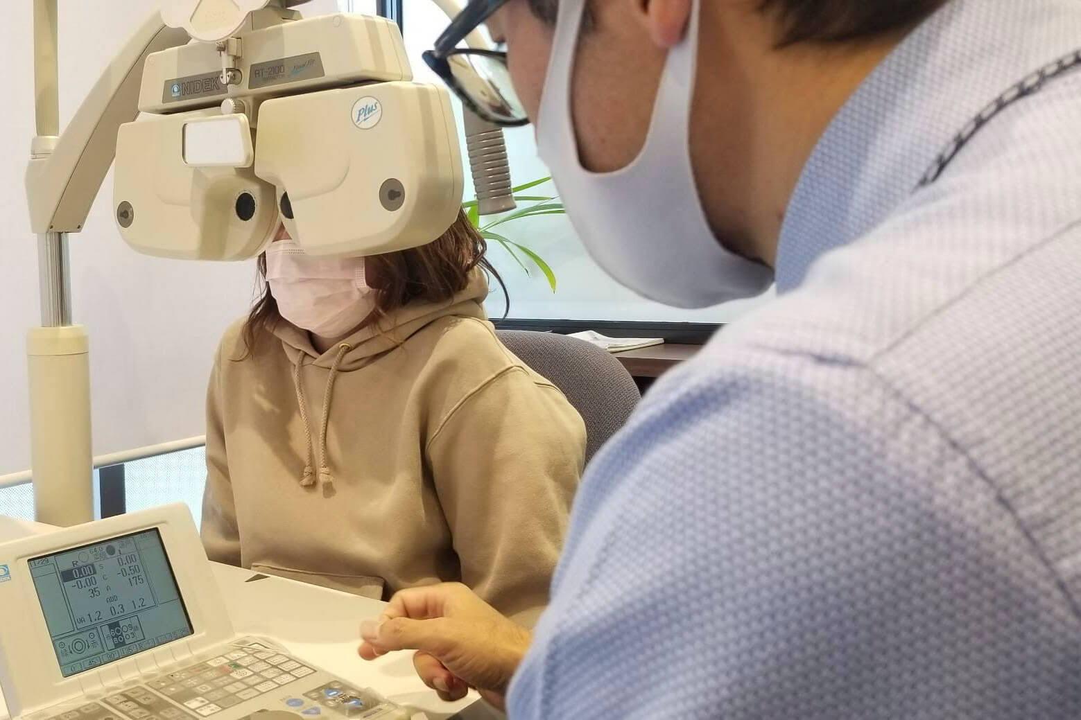 メガネの宝月堂 本店 スタッフ