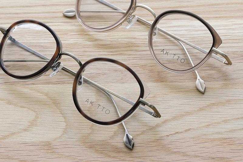 ののむら眼鏡店 内観