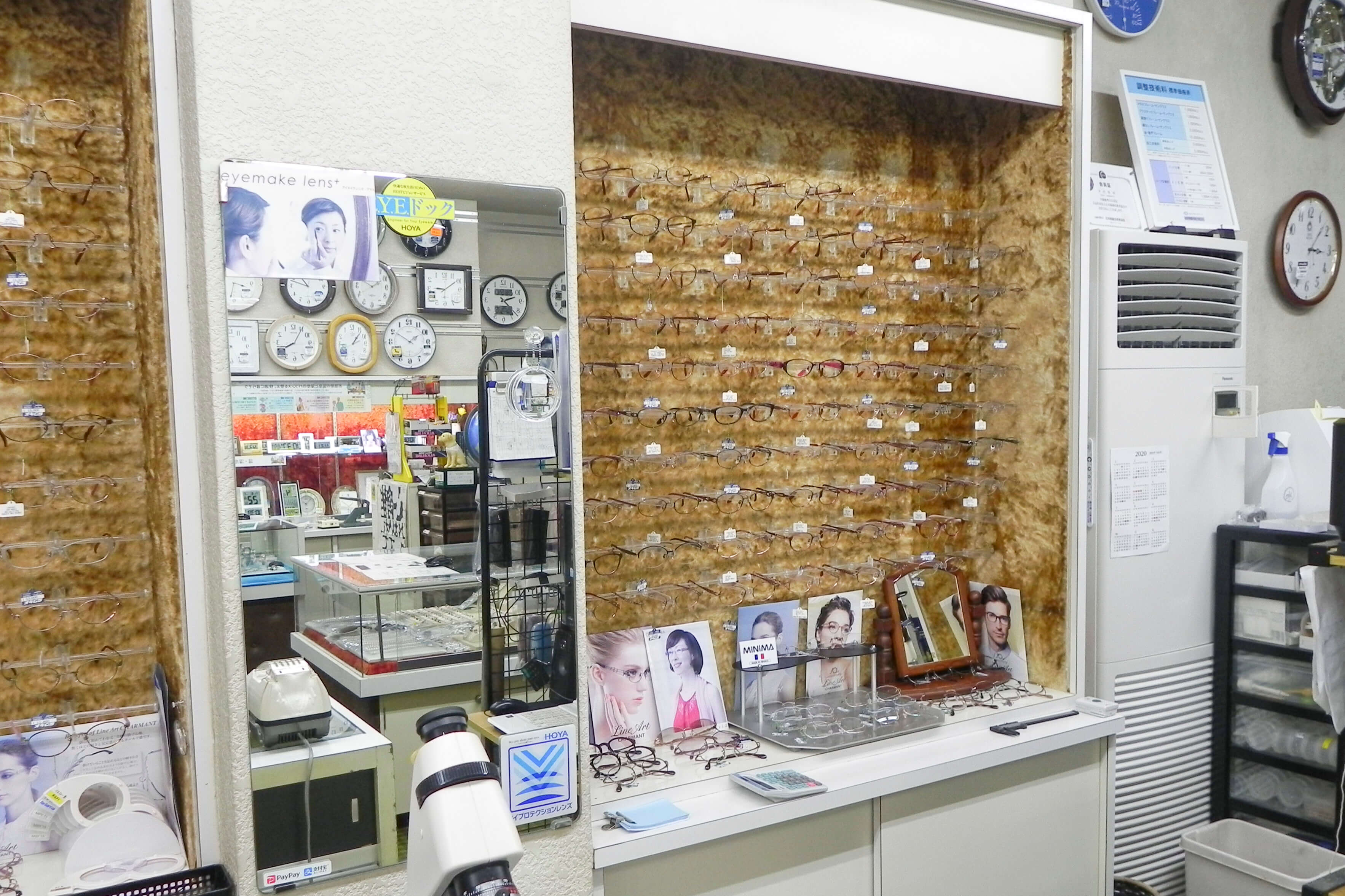オキムラ時計店 スタッフ