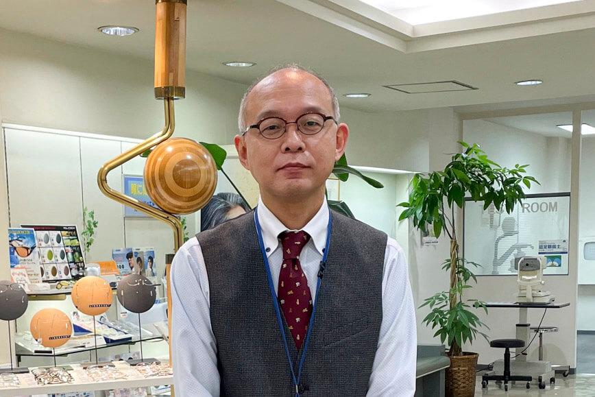 メガネの賞月堂 柳ヶ瀬本店 スタッフ